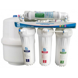 Фильтры и водоподготовка