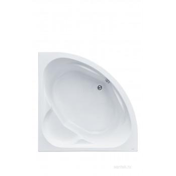 Ванна Santek Карибы 140х140 симметричная белая 1WH111982