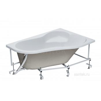 Монтажный комплект к акриловой ванне Ибица XL 160х100 L и R 1WH112427 Santek