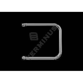 П-обр AISI 32х2 320х600 Полотенцесушитель TERMINUS