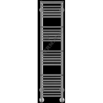 Аврора с полками П27 300х1390 (9+6+6+6) Полотенцесушитель TERMINUS