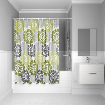 Штора для ванной комнаты, 180*180см, PEVA, P29PV11i11, IDDIS