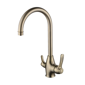 Смеситель для кухни с каналом для фильтрованной воды, Oldie, IDDIS, OLDBRF0i05