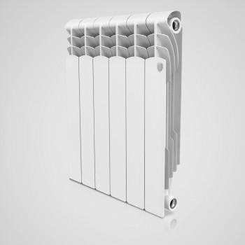 Радиатор биметалл Royal Thermo Revolution Bimetall 500 – 4 секц.