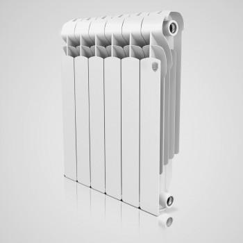 Радиатор алюминиевый Royal Thermo Indigo 500 4 секц.