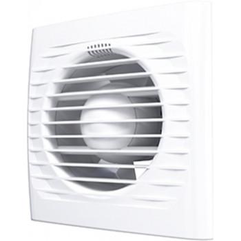 Эра OPTIMA 5C Вентилятор накладной (183 м³/ч, 220 В, 14 Вт, 36 дБ, обр. клапан, защита, IP24, белый)