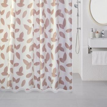 Штора для ванной комнаты, 180*180 см, PEVA, Late Autumn, Milardo, 512V180M11