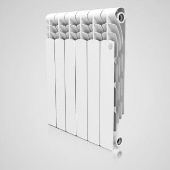 Радиатор алюминиевый Royal Thermo Revolution 500 6 секц.