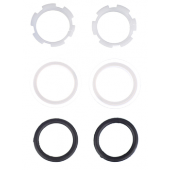 Кольцо обжимное ПНД 25