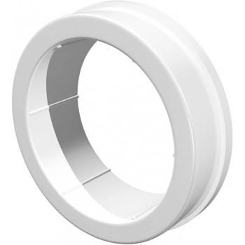 Era 1012,5РП Центральный круглый соединитель (Ø100/125 мм, пластик)