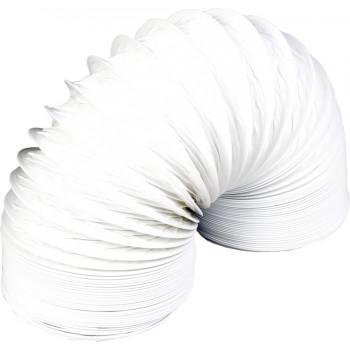 Era 10PF1 Воздуховод круглый гофрированный гибкий Ø100 мм (пластик, L до 1 м)