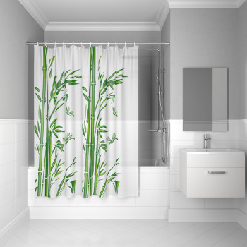 Штора для ванной комнаты, 180*180см, PEVA, P20PV11i11, IDDIS