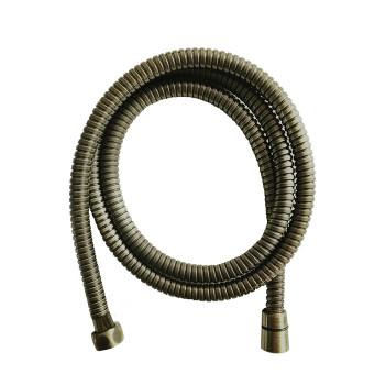 Шланг для душа, бронза, нерж.сталь, 1.5м, IDDIS, 030S15Bi19