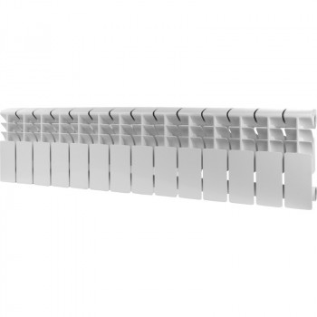 Радиатор алюминиевый Rommer Plus 200 14 секций