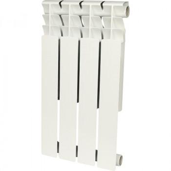 Радиатор биметаллический Rommer Optima BM 500 4 секции