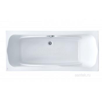 Ванна Santek Корсика 180х80 прямоугольная белая 1WH111981