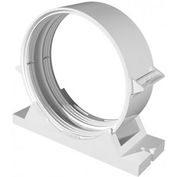 Era 10ДСКП Держатель-соединитель круглый (Ø100 мм, пластик)