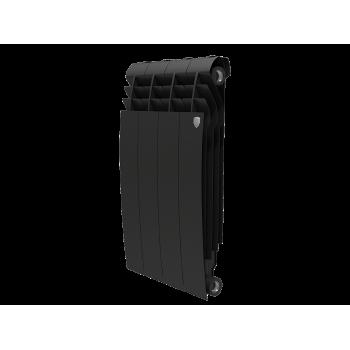 Радиатор Royal Thermo BiLiner 500 Noir Sable 4 секц.