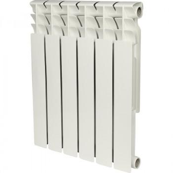 Радиатор биметаллический Rommer Optima BM 500 6 секций
