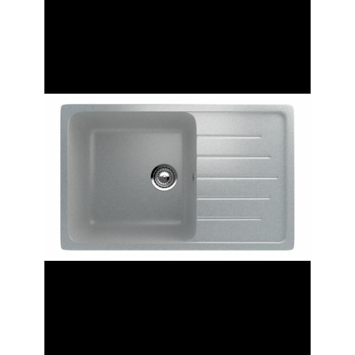 Кухонная мойка врезная MONACO Rectangle M9 745 745*490*190
