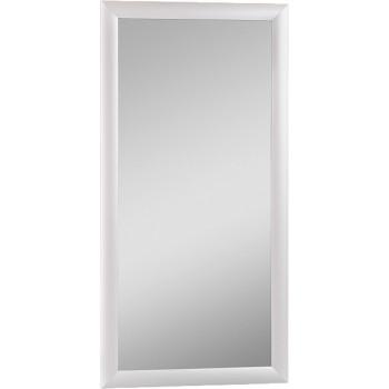 Зеркало МДФ профиль 740х600 Алюминий Домино DM9011Z