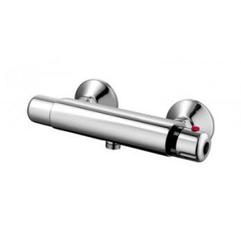 Смеситель для душа термостатический, хром, БЕЗ аксессуаров, Thermo, Lemark, LM7733C