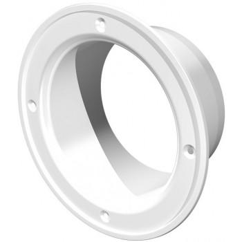 Era 10Ф Фланец круглый (Ø100 мм, пластик)