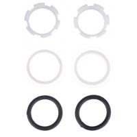 Кольцо уплотнительное ПНД 25
