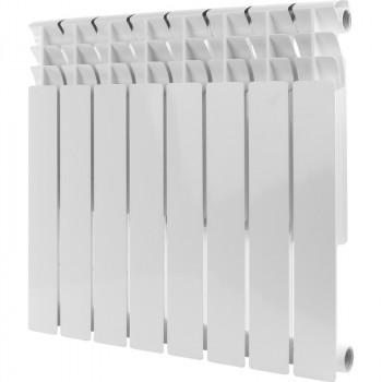 Радиатор биметаллический Rommer Optima BM 500 8 секций