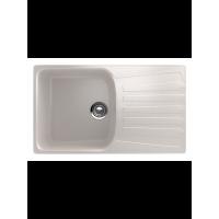 Кухонная мойка врезная MONACO Rectangle 840 840*485*190