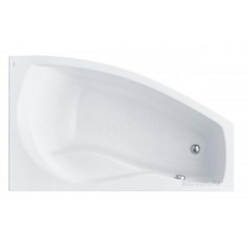Ванна Santek Майорка 150х90 R асимметричная белая 1WH111985