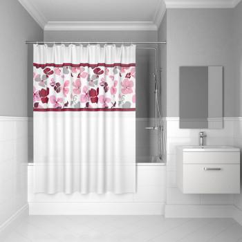 Штора для ванной комнаты, 180*180см, PEVA, P23PV11i11, IDDIS