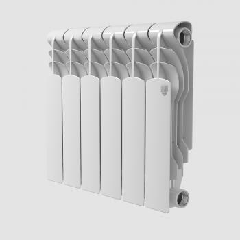 Радиатор биметалл Royal Thermo Revolution Bimetall 350 – 4 секц.