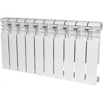 Радиатор алюминиевый Rommer Profi 350 10 секций