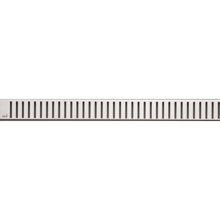 PURE-750M Решетка для водоотводящего желоба (Нержавеющая сталь матовая)