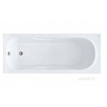 Ванна Santek Тенерифе 160х70 прямоугольная белая 1WH302357