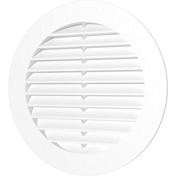 Era 12РКС Решетка вентиляционная Ø125 мм (пластиковая, круглая)