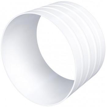 Era 10SK Соединитель каналов круглый (Ø100 мм, пластик)