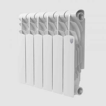 Радиатор алюминиевый Royal Thermo Revolution 350 6 секц.