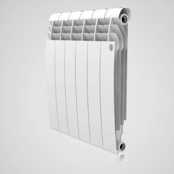 Радиатор алюминиевый Royal Thermo Biliner Alum500-6секц.