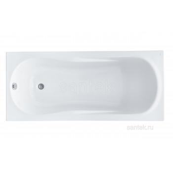 Ванна Santek Каледония 160х75 прямоугольная белая 1WH302388