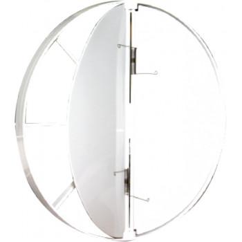 Эра 100 ОК Обратный клапан 100 мм (белый)