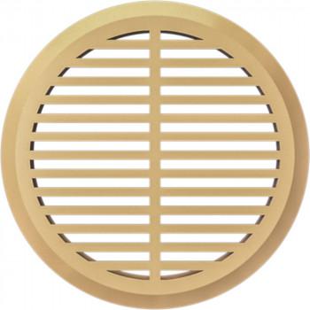 Era 05ДП 1/4 Кор Решетка вентиляционная Ø45 мм (пластиковая)