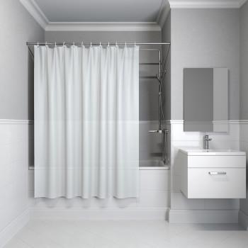 Штора для ванной комнаты, 180*180см, PEVA, P08PV11i11, IDDIS