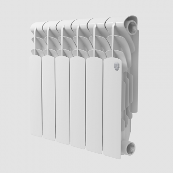 Радиатор алюминиевый Royal Thermo Revolution 350 8 секц.