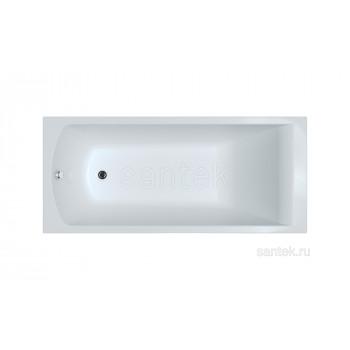Ванна Santek Фиджи 160х75 прямоугольная 1WH501597
