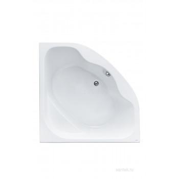 Ванна Santek Мелвилл 140х140 симметричная белая 1WH302402