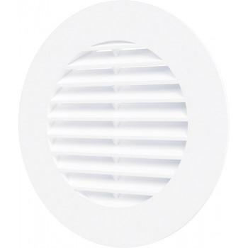 Era 10RKL Решетка вентиляционная Ø100 мм (пластиковая, круглая)
