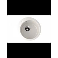 Кухонная мойка врезная MONACO Cercle M6 495 d495*180