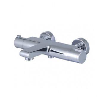 Смеситель термостатический для ванны, хром, Yeti, Lemark, LM7832C
